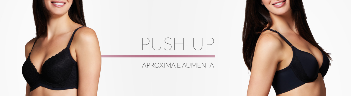 2dbbdcbbd Sutiãs - Push Up 42DD – liz